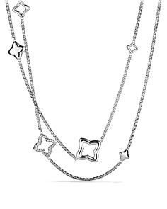 David Yurman - Quatrefoil® Chain Necklace