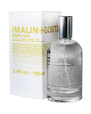 MALIN and GOETZ - Dark Rum Eau de Toilette 3.4 oz.