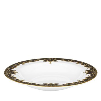 Marchesa by Lenox - Baroque Night Rimmed Soup Bowl