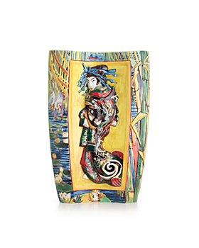 Franz Collection - Van Gogh The Courtesan Large Vase