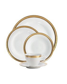 Michael Aram - Goldsmith Dinnerware