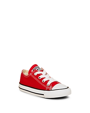 Converse Unisex Chuck Taylor All Star LowTop Sneakers  Baby Walker Toddler