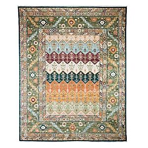 Adina Collection Oriental Rug, 8' x 9'10