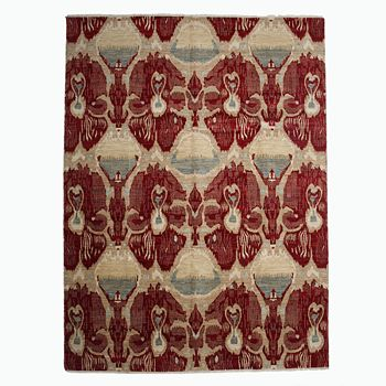 """Bloomingdale's - Ikat Collection Oriental Rug, 9' x 12'4"""""""