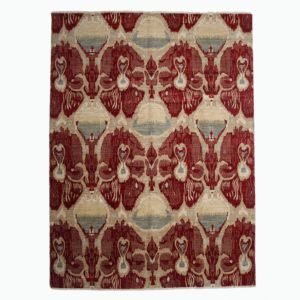Ikat Collection Oriental Rug, 9' x 12'4
