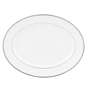 kate spade new york Sugar Pointe 13 Oval Platter