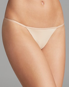 Calvin Klein - Sleek Model Thong
