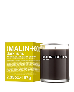 Malin+Goetz Dark Rum Votive Candle