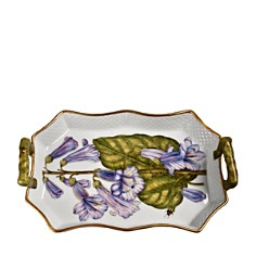 Anna Weatherley Blue Bells Tray with Handles - Bloomingdale's_0