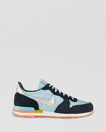 the best attitude e800c a9055 Lace Up Sneakers - Women s Internationalist Prm