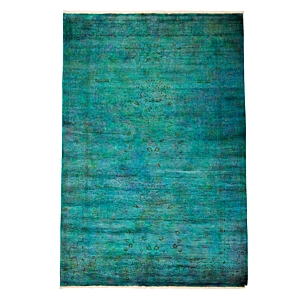 Vibrance Collection Oriental Rug, 6'1 x 9'1