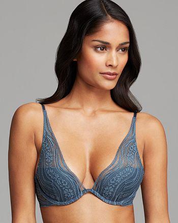 03914e3093 Calvin Klein Underwear Bra - Infinite Lace Convertible Provocative ...