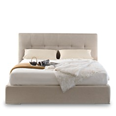 Calligaris Swami Queen Bed - Bloomingdale's_0