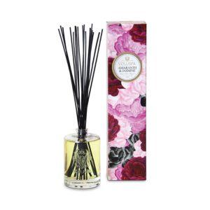 Voluspa Amaranth & Jasmine 6-Ounce Fragrant Oil Embossed Diffuser