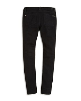 7 For All Mankind - Boys' Blackout Slimmy Jeans - Little Kid