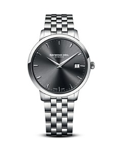 Raymond Weil Toccata Stainless Steel Watch, 42mm - Bloomingdale's_0