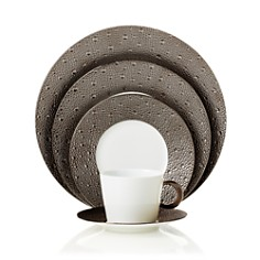 Bernardaud Ecume Platinum Dinnerware Collection - Bloomingdale's Registry_0