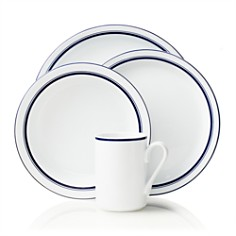 "Dansk ""Bistro® Christianshaven Blue"" Dinnerware - Bloomingdale's Registry_0"