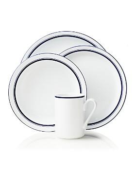 """Dansk - Dansk """"Bistro® Christianshaven Blue"""" Dinnerware"""