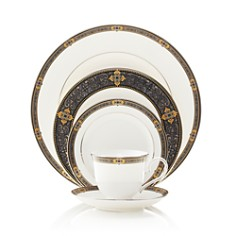 "Lenox - ""Vintage Jewel"" 5 Piece Place Setting"