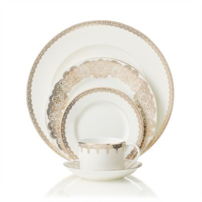Lismore Lace Bread & Butter Plate