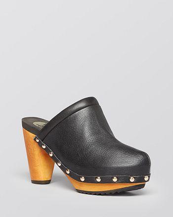 Flogg - Platform Clogs - Franny High-Heel