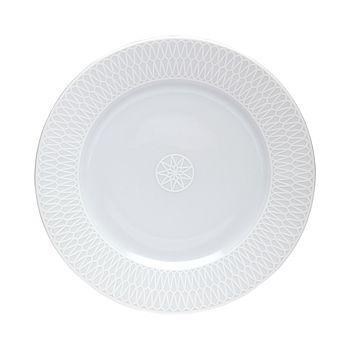 Royal Limoges - White Star Dessert Plate