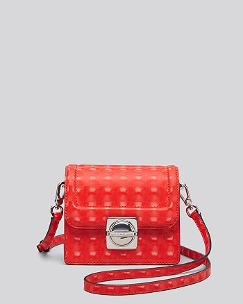 MARC BY MARC JACOBS - Crossbody - Bloomingdale's Exclusive Top Schooly Checker Reflective Jax