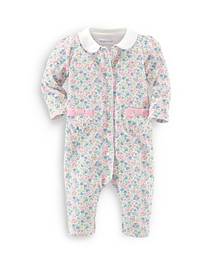 Ralph Lauren Girls Floral Coverall  Baby