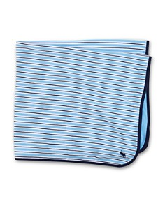 Ralph Lauren Infant Boys' Striped Blanket - Bloomingdale's_0