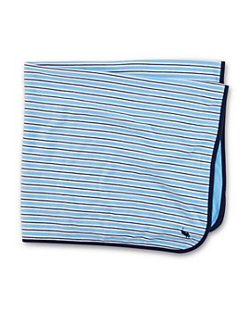 Ralph Lauren - Infant Boys' Striped Blanket - Baby