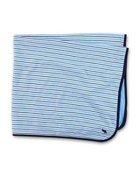 Ralph Lauren - Infant Boys' Striped Blanket