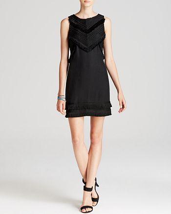 Mara Hoffman - Open Back Mini Dress