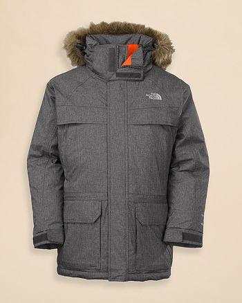 f6335f2e4919 The North Face reg  - Boys  McMurdo Parka - Sizes XXS-XL