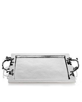 Michael Aram - Black Orchid Serving Tray