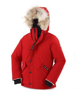 Canada Goose - Unisex Logan Parka - Big Kid
