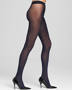 HUE - Seamless Opaque Tights