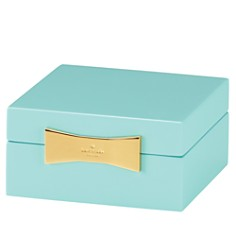 kate spade new york - Garden Drive Square Jewelry Box