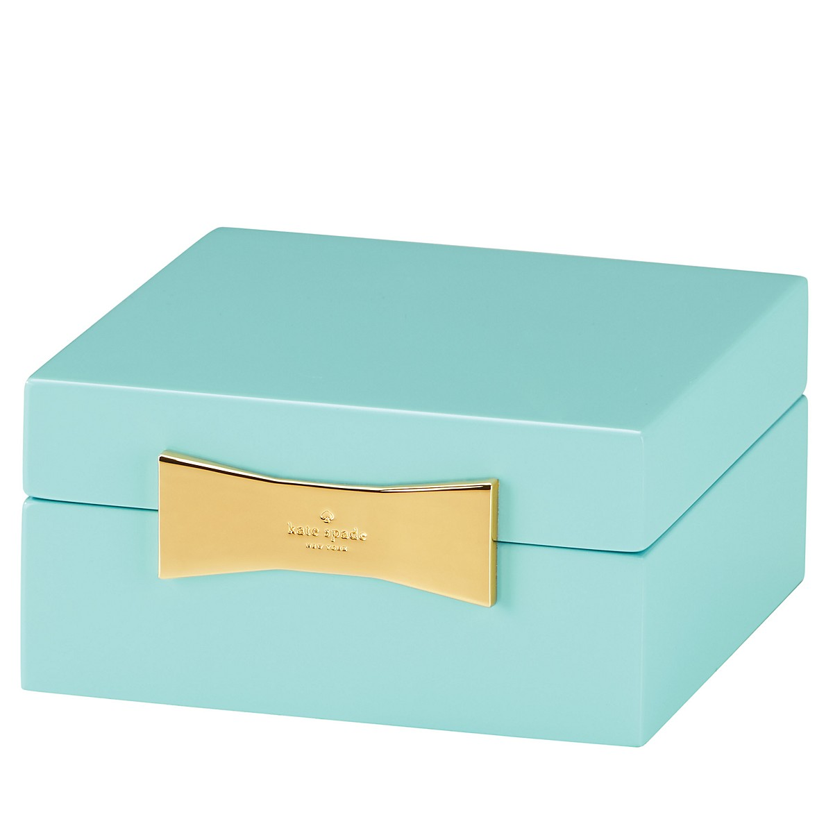 kate spade new york Garden Drive Square Jewelry Box   Bloomingdale\'s