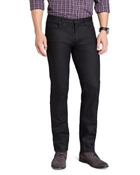 169eabba92bc HUGO - 708 Slim Fit Jeans in Black ...