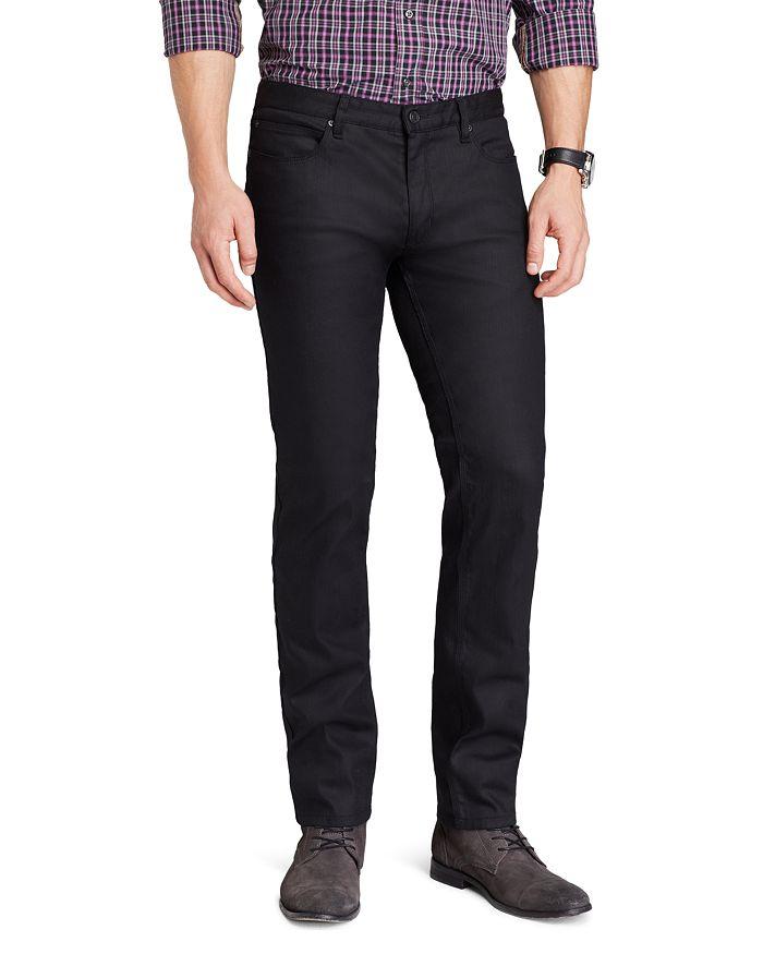 HUGO - 708 Slim Fit Jeans in Black