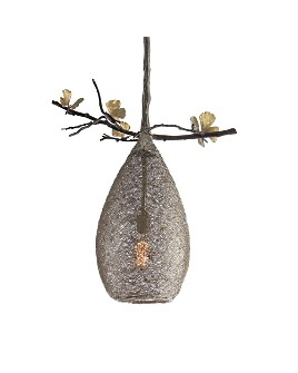 Michael Aram - Medium Cocoon Pendant Lamp