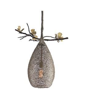 Michael Aram - Medium Cocoon Pendant Lamp