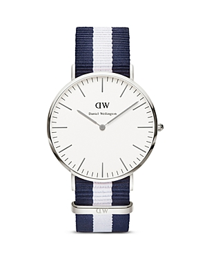 daniel wellington daniel wellington classic glasgow watch 40mm