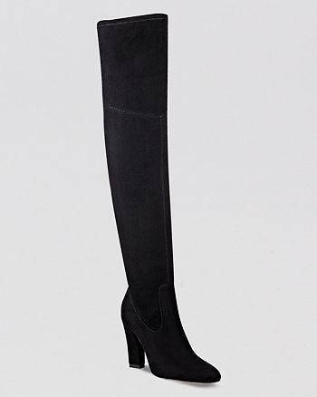 IVANKA TRUMP - Over-the-Knee Dress Boots - Sarena High-Heel