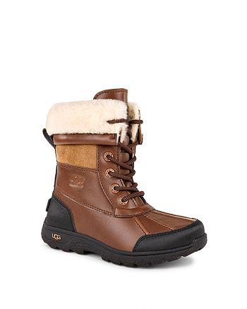 faaa32f7c2c UGG® Australia Boys' Butte II Boots - Little Kid, Big Kid ...