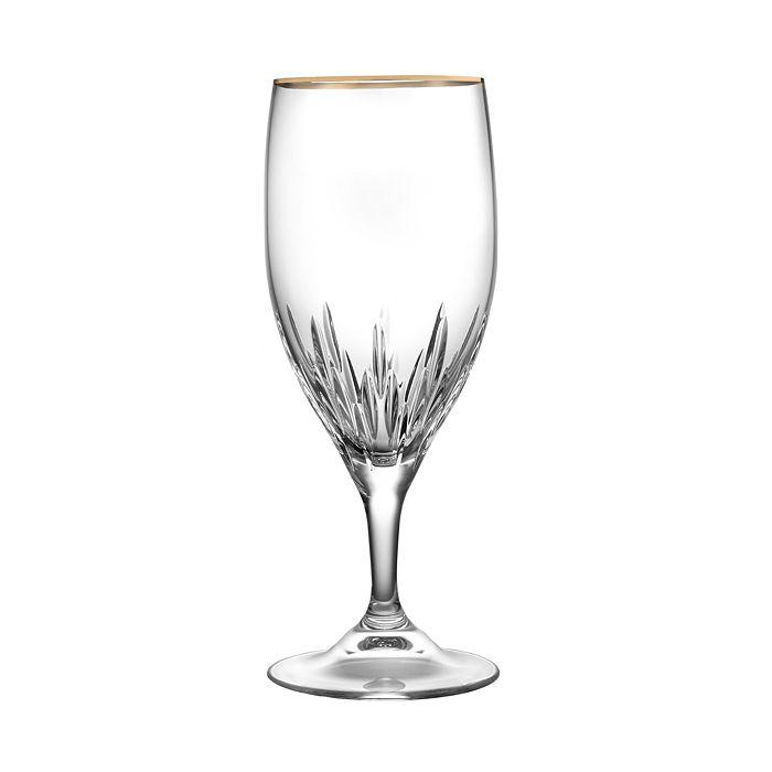 Wedgwood - Duchesse Gold Iced Beverage Glass