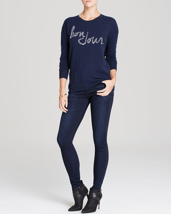 Moon & Meadow - Sweater & Jeans
