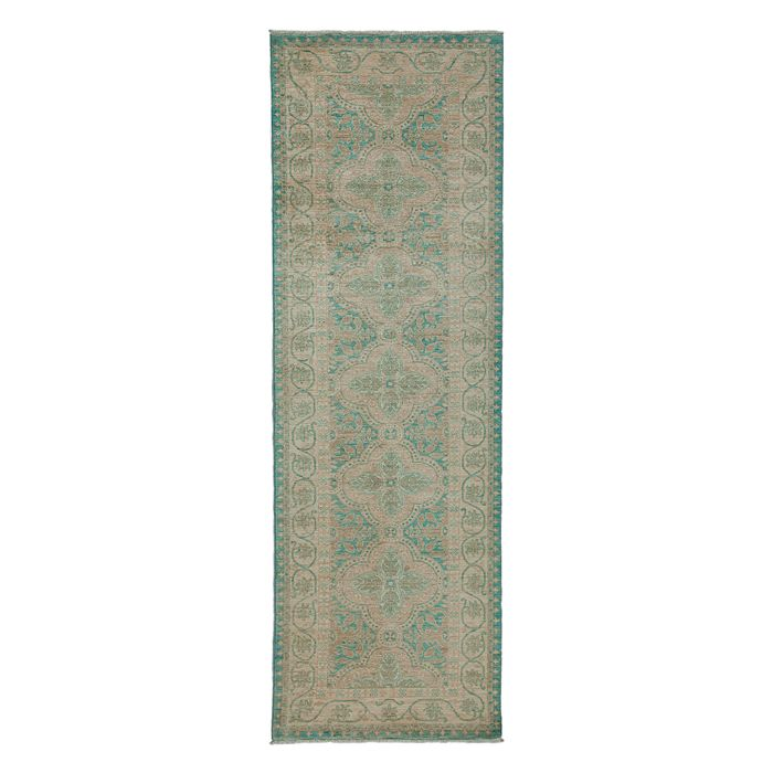 "Bloomingdale's - Oushak Collection Oriental Rug, 3'3"" x 10'1"""