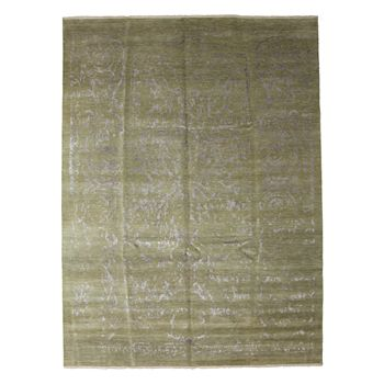 """Bloomingdale's - Ikat Collection Oriental Rug, 9'1"""" x 12'1"""""""
